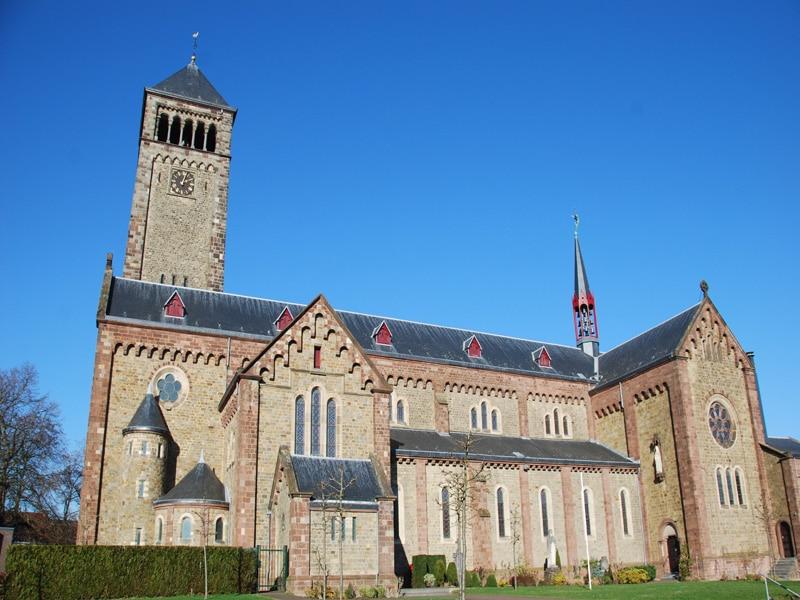 Kerk in Beek Zuid Limburg