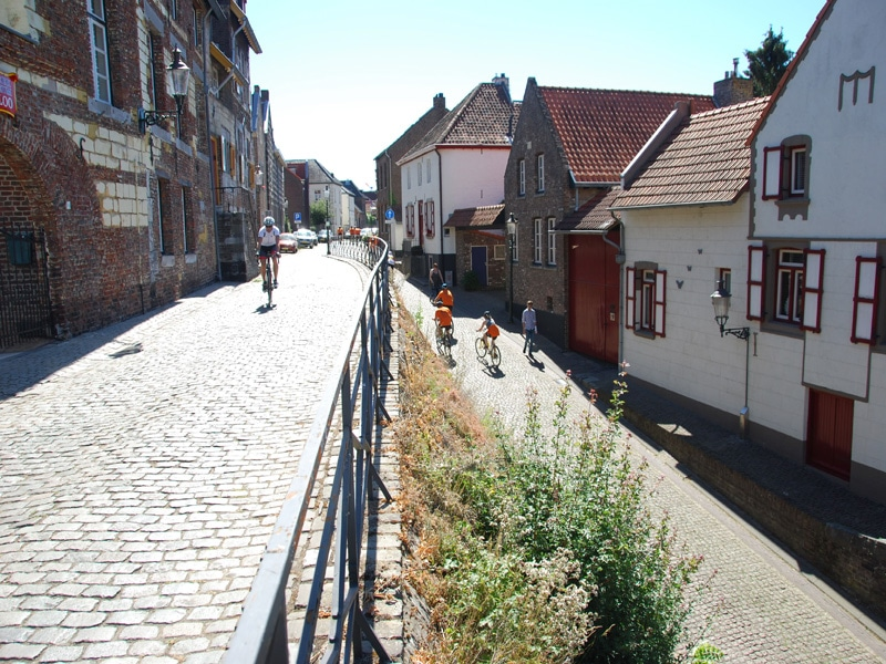 Oud Elsloo fietsen Zuid Limburg
